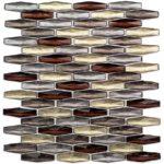 Bordeaux – Peak Glass Series- Soho Glass Tile