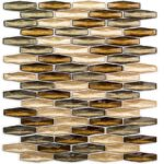 Mystic Ice – Peak Glass Series- Soho Glass Tile