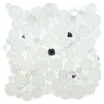 Soap Suds – Symphony Bubble Glass Series – Glazzio Glass Tile