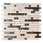 Peaceful Breeze – Symphony Glass Series – Glazzio Glass Tile