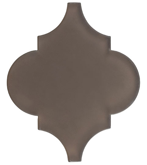 Antique Mahogany – Versailles Frosted Glass Series – Glazzio Glass Tile