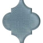Fountain Grey – Versailles Textured Glass Series – Glazzio Glass Tile