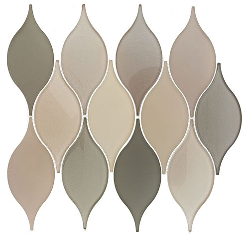 Musical Field – Windchime Glass Series – Glazzio Glass Tile