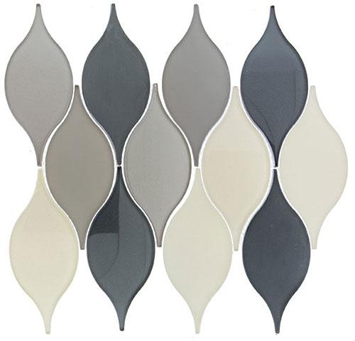 Peaceful Wave – Windchime Glass Series – Glazzio Glass Tile