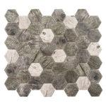 Asbury Heath – Woodland Glass Series – Glazzio Glass Tile