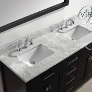 "Caroline 72"" Double Sink Bathroom Vanity MD-2072WM-ES"