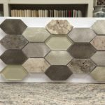 Warm Clay – Vertex Glass Series – Soho Glass Tile