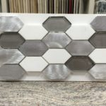 Cold Mist – Vertex Glass Series – Soho Glass Tile